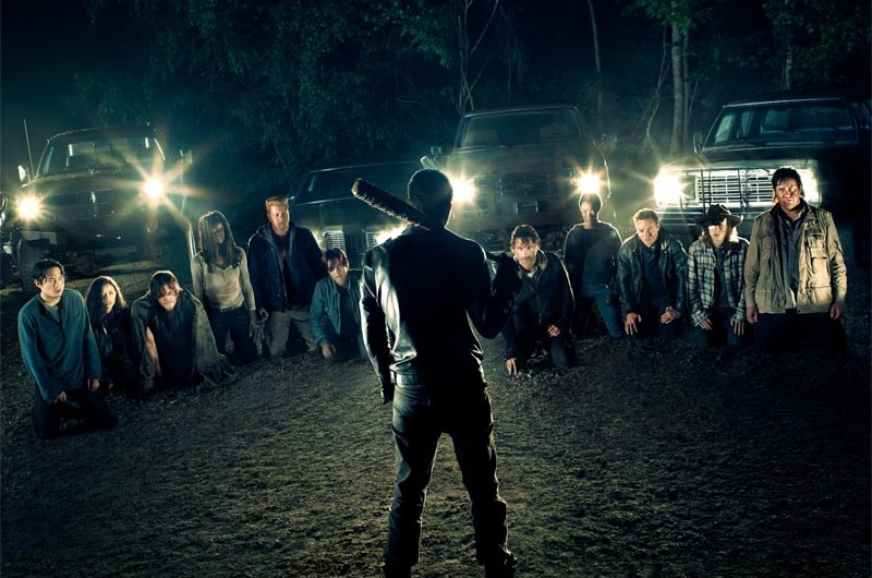 The Walking Dead Returns October 23rd