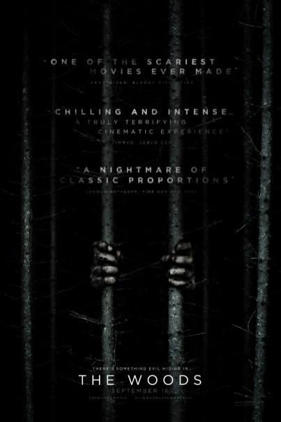 The Woods (2016) Teaser