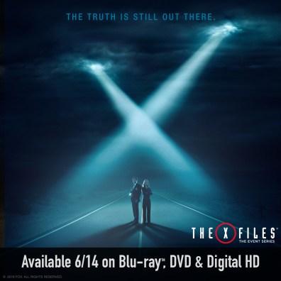 X-Files - Event Series 2