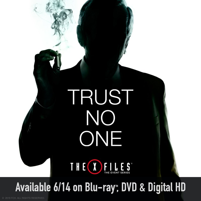 X-Files - Event Series 4
