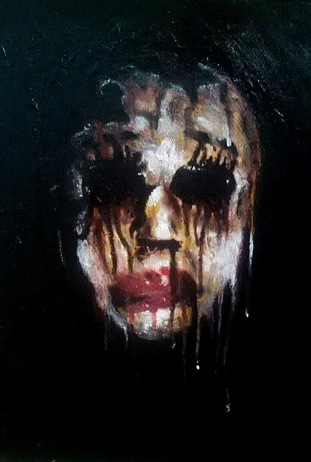 Dolly Deadly - Painting