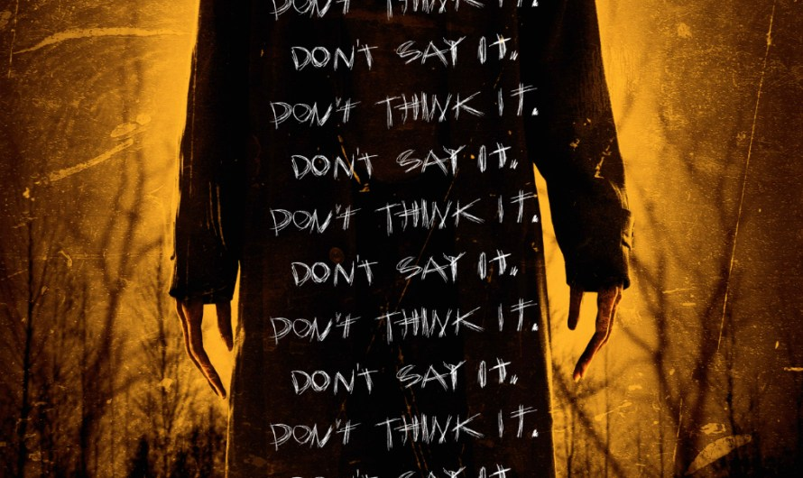 The Bye Bye Man Trailer – Don't Say It Don't Think It