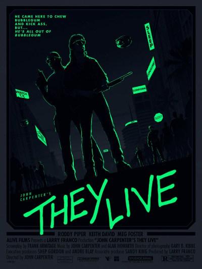 They Live - Glow
