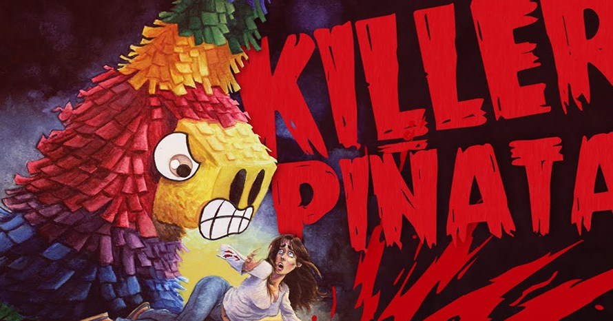 Horror / Comedy 'Killer Piñata!' Arrives January 18, 2017