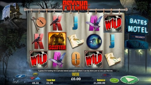Psycho Slot Machine