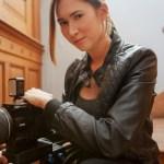 Mari-Liis Userdnov as June in Reel Nightmare - Credit Sam Zhang