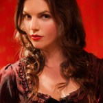 Promotional Image of Eliza Bone as Rosamund Goodwin in Reel Nightmare