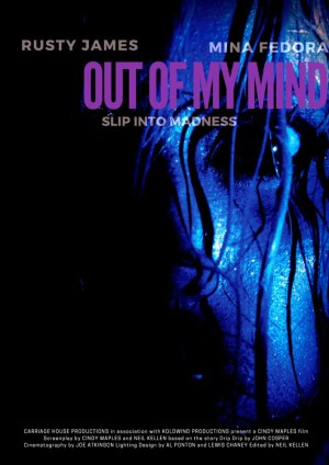 Out of My Mind Poster (2016)