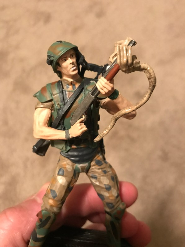 Eaglemoss Hicks Figure 6
