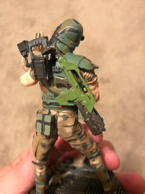 Eaglemoss Hicks Figure 7