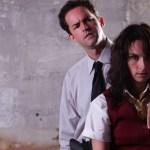 Hank Boyd is Dead - David Christopher Wells David Stefanie Frame Sarah Shoulder Hug Still