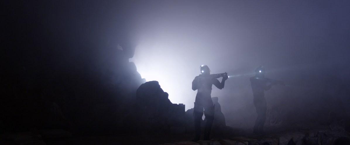 Alien Reign of Man - far 2 shot