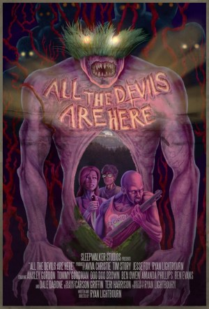 All the Devils Are Here Poster