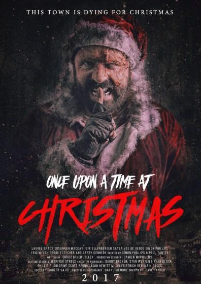 Once Upon a Time at Christmas - UK Poster 1 - Santa