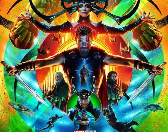 Thor: Ragnarok (2017) – God of Hammers?
