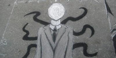 Slender Man Concrete