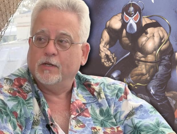Chuck Dixon Joins Cautionary Comics