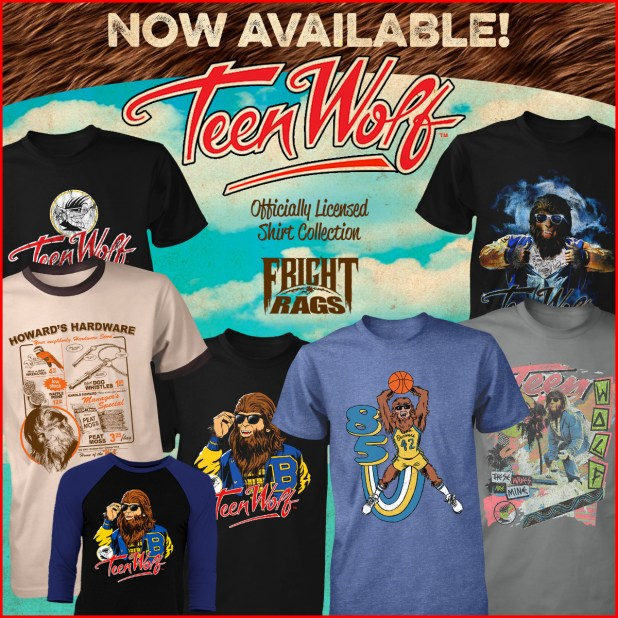 Teen Wolf - Fright Rags