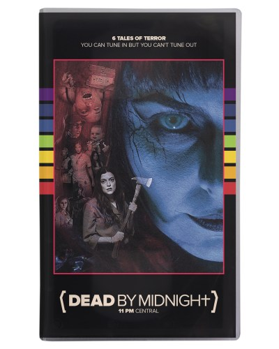 Dead By Midnight VHS