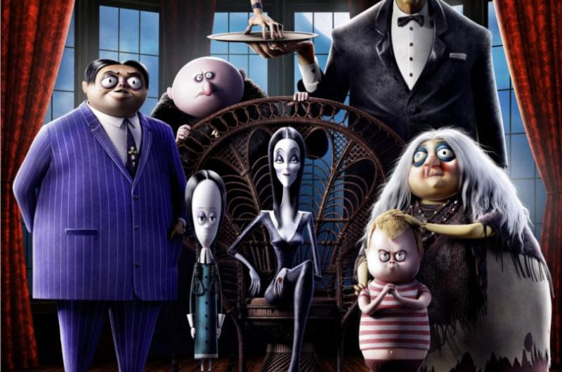 The Addams Family (2019) – Teaser Trailer and Poster