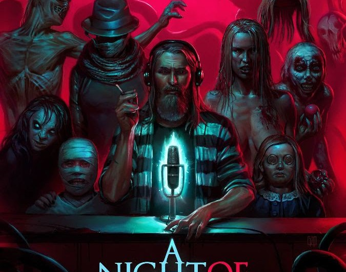 'A Night of Horror: Nightmare Radio' – World Premiere and Poster Revealed