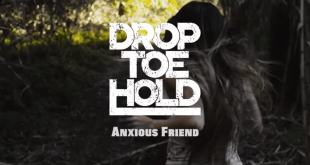 Drop Toe Hold - Anxious Friend