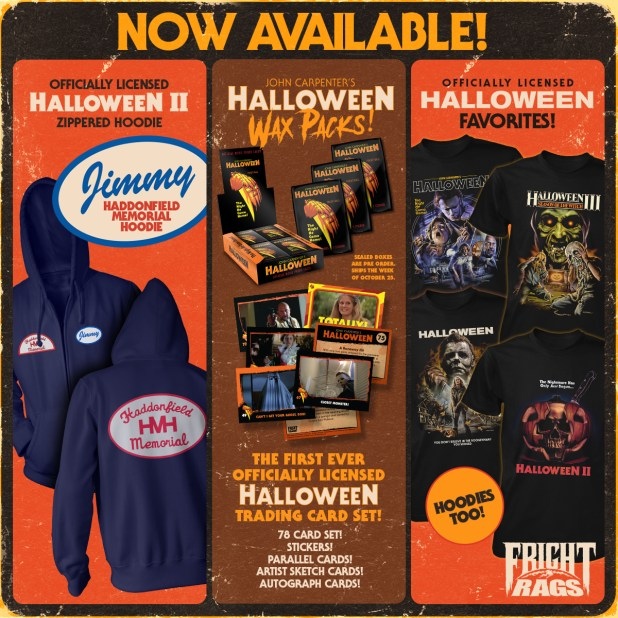 Halloween 2019 - Fright Rags