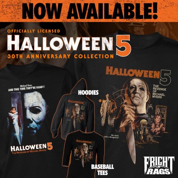 Halloween 5 - Fright Rags