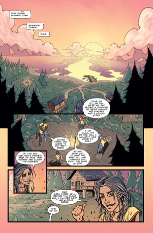 Campfire Stories Page 1