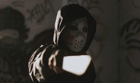 Jason Voorhees Cosplay