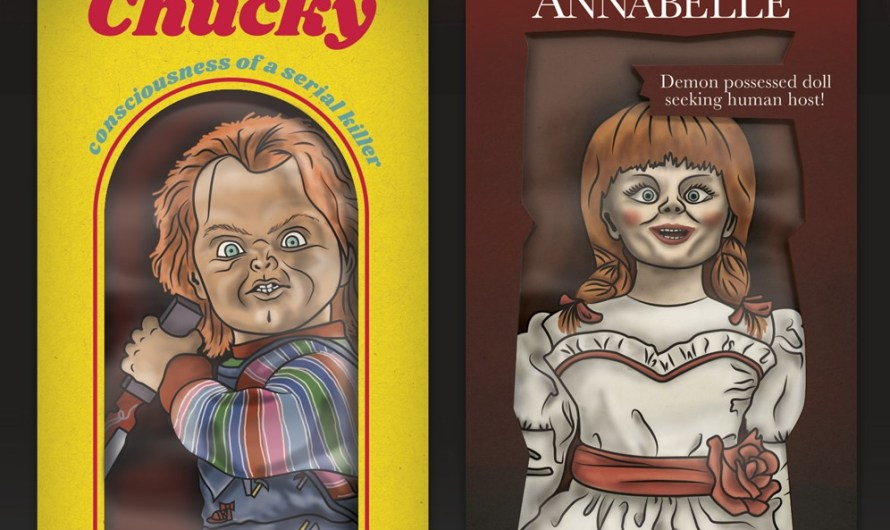 Creepy Dolls in Horror – The Kill List