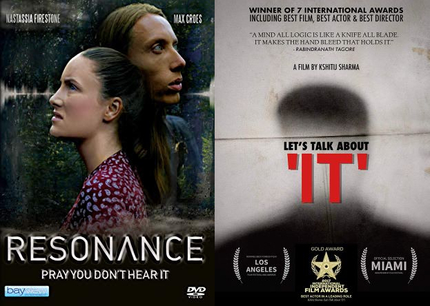 'Resonance' and 'Let's Talk About 'IT' Now Available from Bayview Entertainment