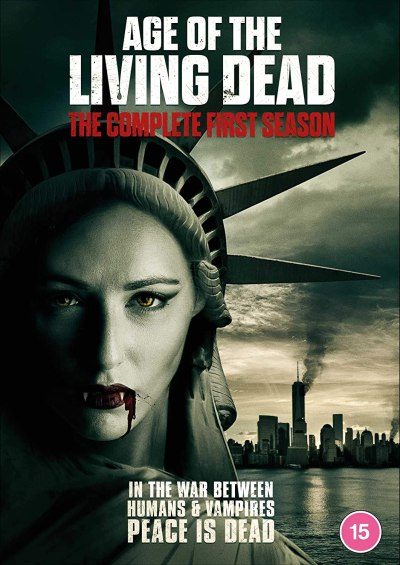 Age of the Living Dead UK DVD Cover