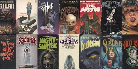 Paperbacks From Hell!