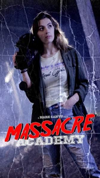 Massacre Academy (2021) 10