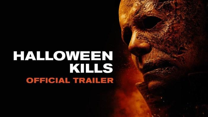 Halloween Kills Official Trailer