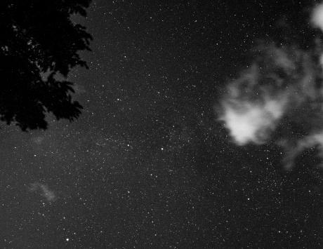 As estrelas, as galáxias, o universo