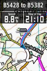 Garmin Edge 800: why you shouldn't bother with custom OSM maps.