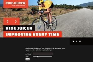 RideJuicer, another pointless way to cheat at Strava