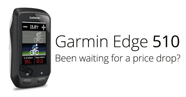 Cheapest Garmin Edge 510