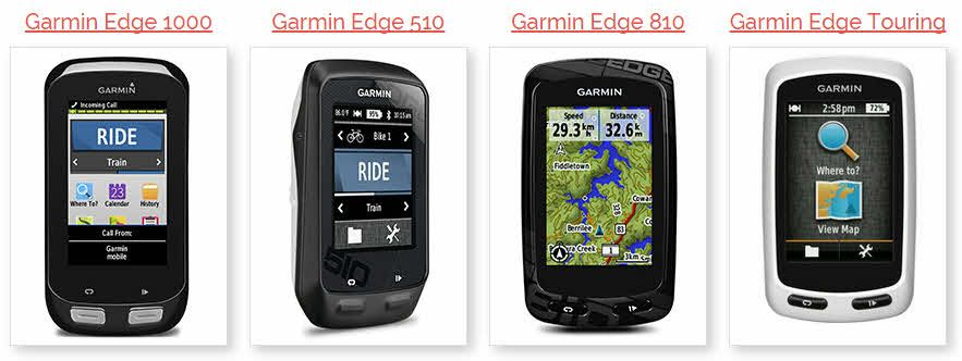 Live price comparisons on all the Garmin range