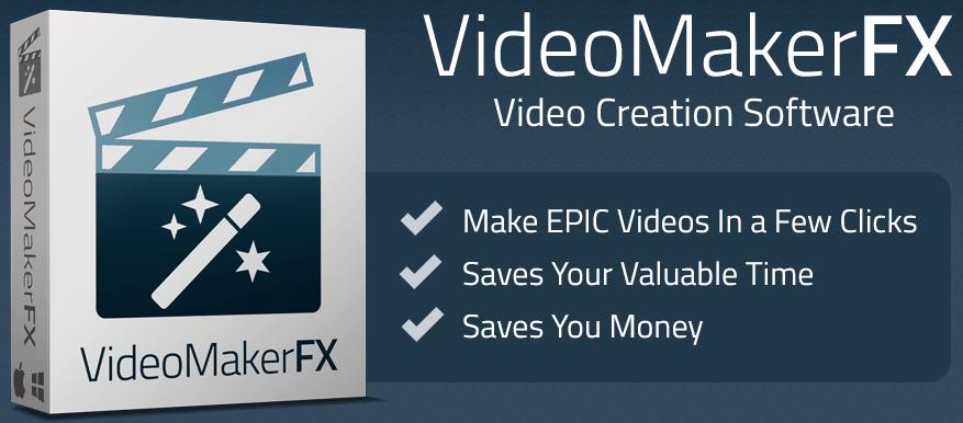 VideoMakerFX - the best movie maker online in 2014!