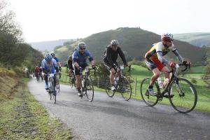 Training for a century ride