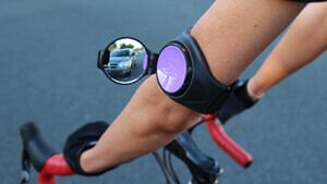 Elbow mirrors - the poor man's Garmin Varia?