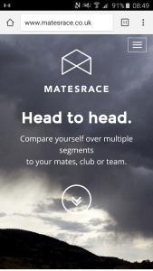 Mates Race