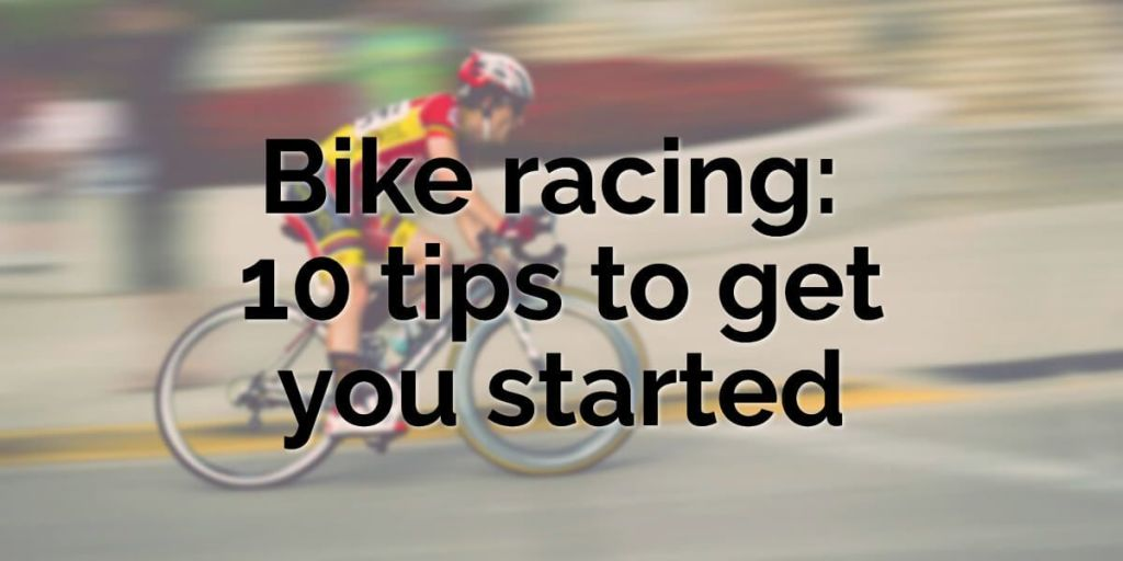 bike racing tips