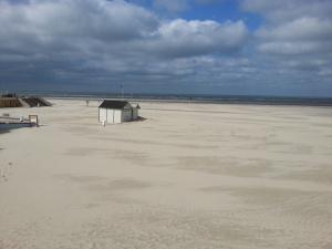 The beach at Le Touquet
