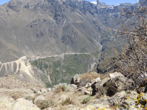 The Canyon de Colca