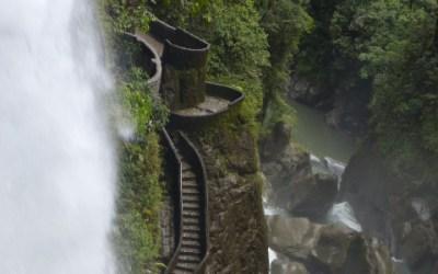 Cycling the Ruta de las Cascadas