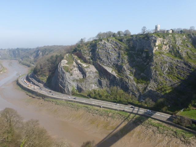photo tour through Bristol: the gorge